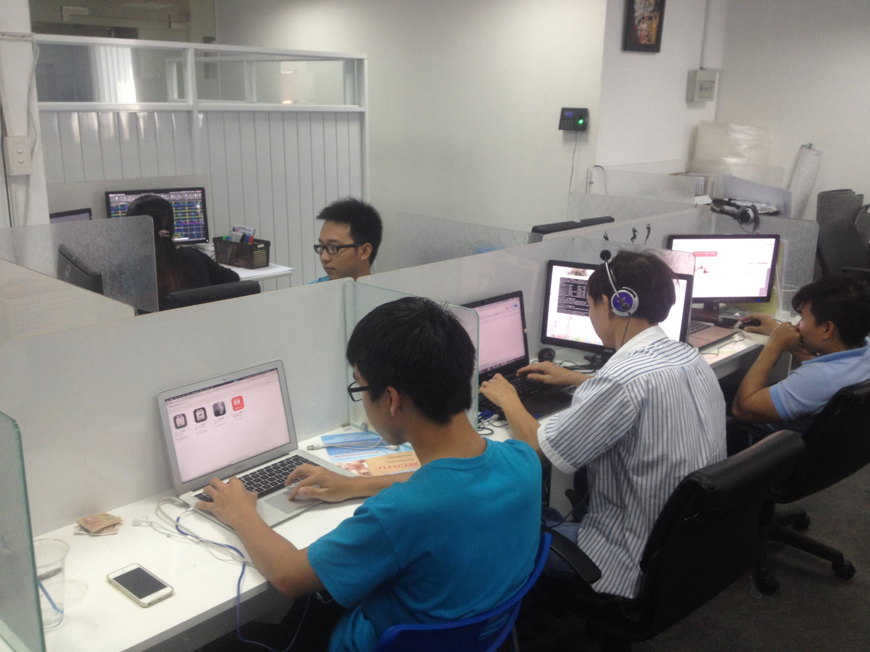 オフショアラボ開発サービス内容オフィス写真2