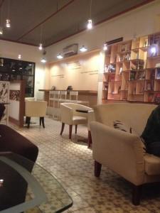 ベトナムホーチミンおしゃれカフェ2