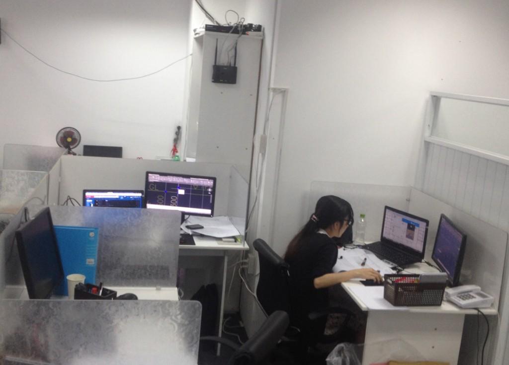 オフショアラボ開発Auto CAD設計画像