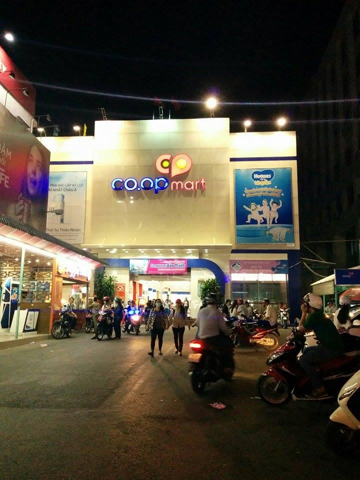 Ngày thường ở Việt Nam【Mua sắm】